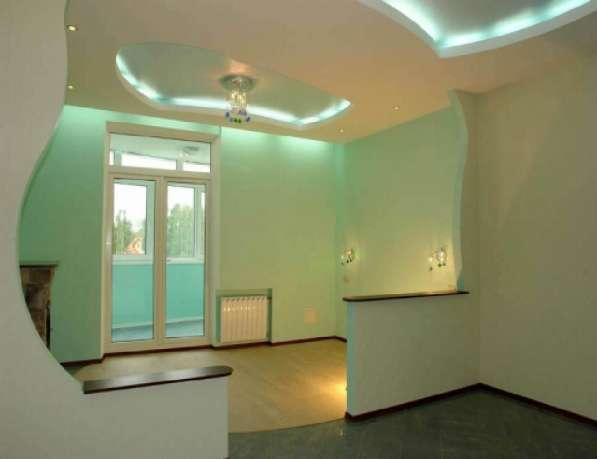 Комплексный ремонт квартир, домов, офисов под ключ в Воронеже фото 4