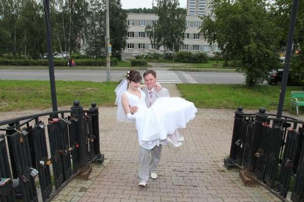 Туфли свадебные с бантом