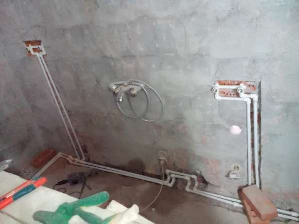 Ремонт, замена, установка сантехники