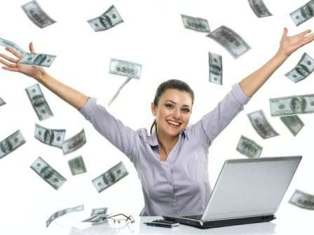 Начни зарабатывать не выходя из дома*