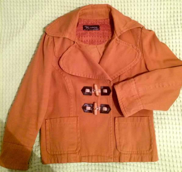 Курточка-пиджачок Zara