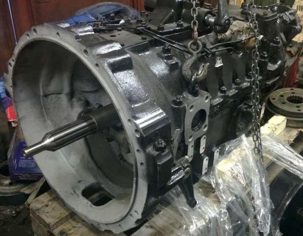 Коробки передач (КПП202) на МАЗ, МЗКТ