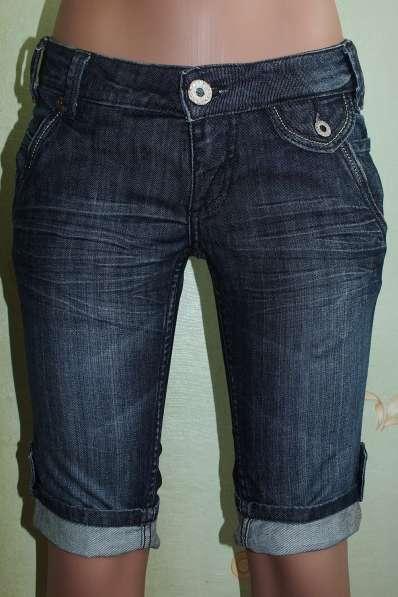 Джинсовые шорты r.marks