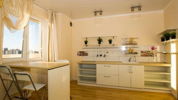 Квартира с гардеробной комнатой