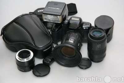 пленочный фотоаппарат Pentax Z70