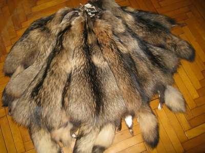 Меховые изделия Россия Мех енота