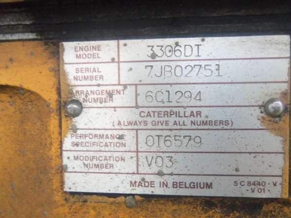 Двигатель KATERPILLAR 3306DI