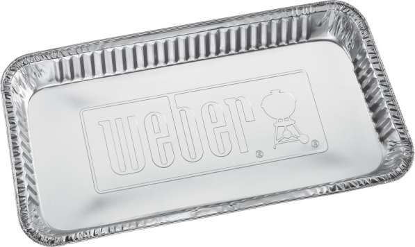 Weber Алюминиевый лоток большой (6454)