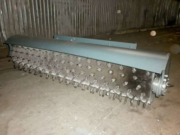 Скалыватель льда барабанный СЛБ-170