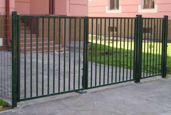 Ворота, калитки. Бесплатная доставка по области!