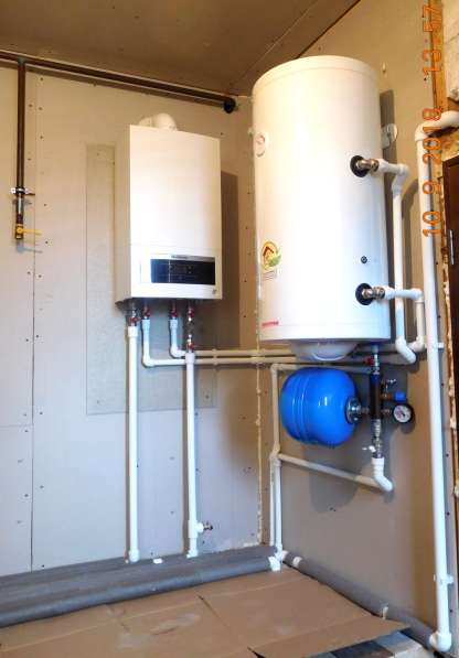 Монтаж систем отопления, водоснабжения, канализации в Омске фото 4