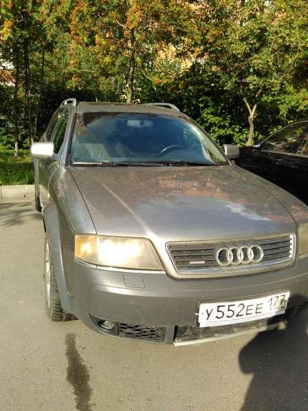 Audi, A6 allroad, продажа в Москве