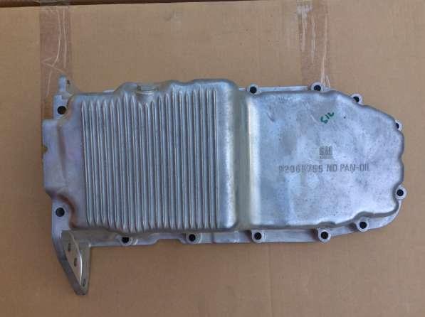 Поддон двигателя 92065755 GM Lacetti 1.8 dohc