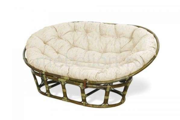 Мебель плетеная из натурального ротанга диван мамасан