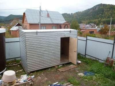 Продам бытовку строительную. в Красноярске
