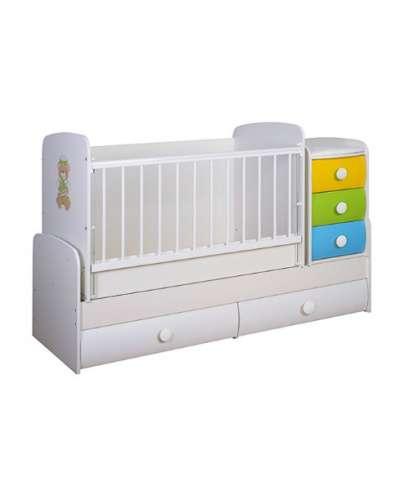 Кроватки трансформеры для новорожденных интернет магазин недорого