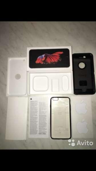 Продам IPhone 6s Plus 64gb Space Grey, в идеальном состоянии