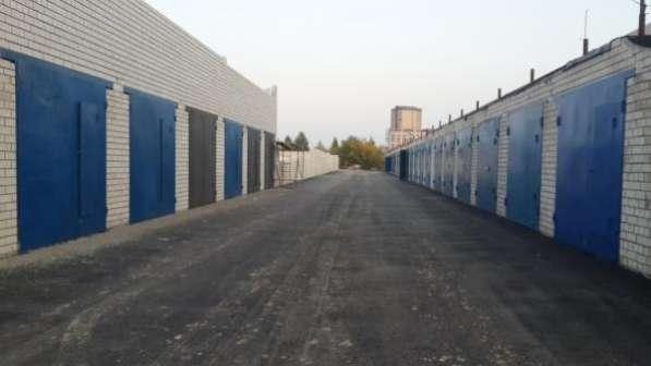 Продаются новые гаражи ул.Народная