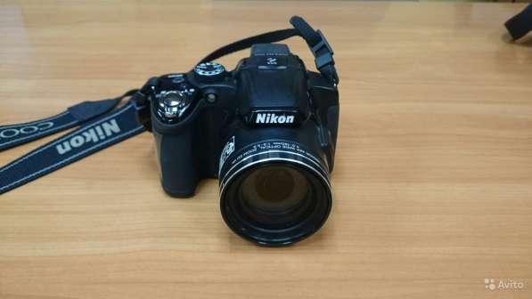 Цифровой фотоаппарат Nikon coolpix P510