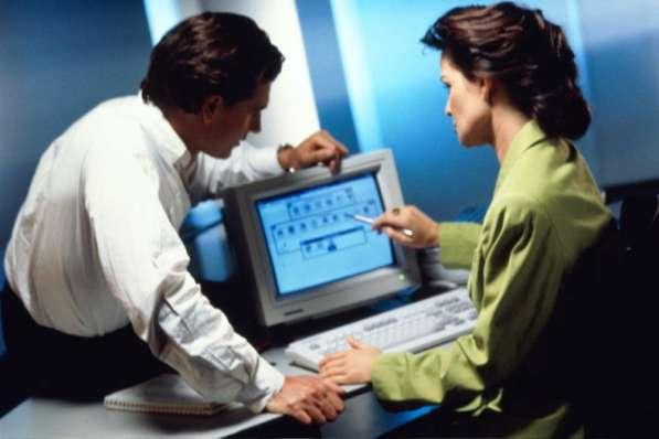 Обучаем работе на компьютере