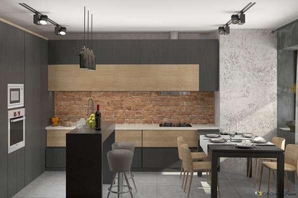 Дизайн интерьера комнаты, квартиры, дома. Уникальный стиль в Краснодаре фото 8