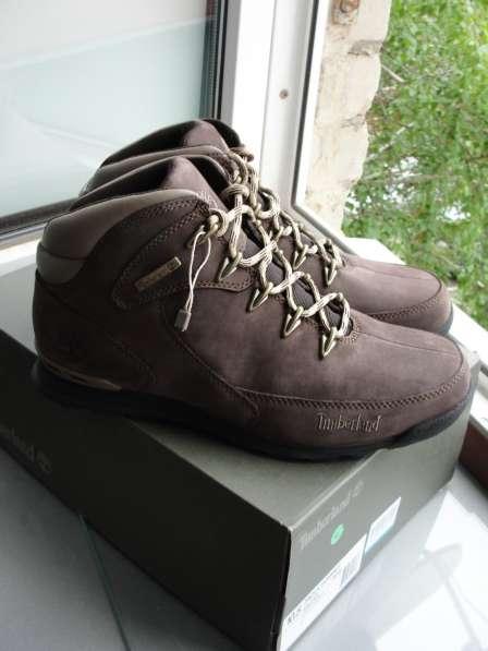 Ботинки Timberland (оригинал). Размер 44,5 в Краснодаре фото 8
