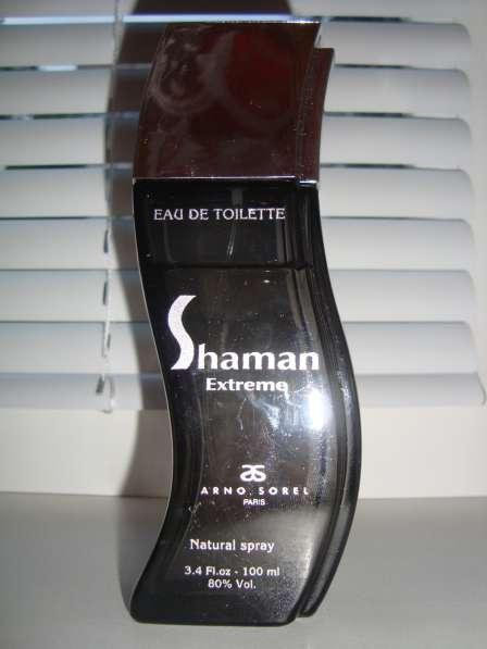 Shaman Extreme мужская туалетная вода