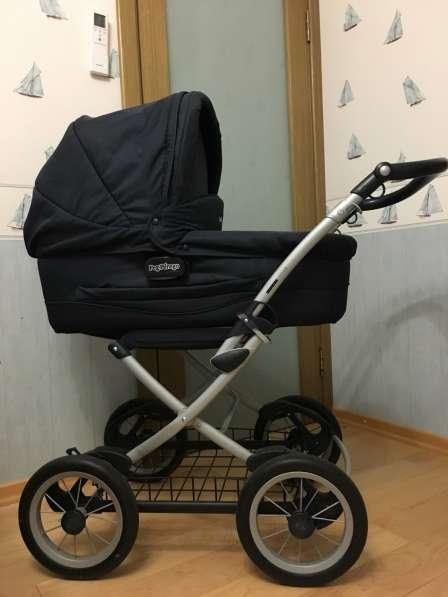 Продаю коляску Peg-perego Culla c автокреслом Viaggio 0+