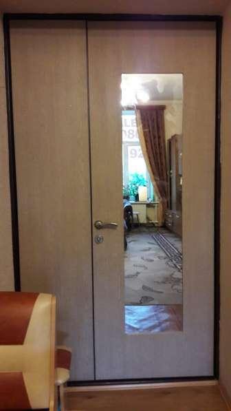 Дверь металическая, входная в Санкт-Петербурге фото 5