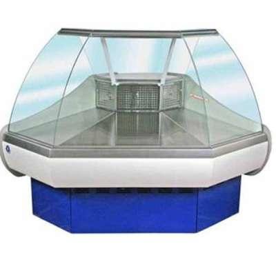 Холодильные витрины угловые наружные МХМ Таир