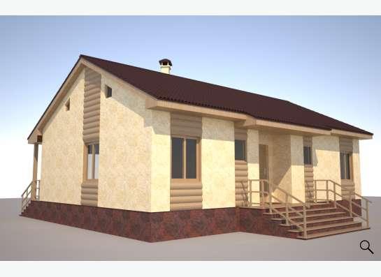 Строительство дачных домов из СИП панелей в Новосибирске