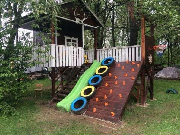 Постройка детских площадок в Раменское фото 4