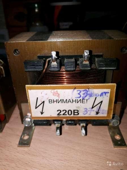 Понижающий трансформатор в Москве фото 4