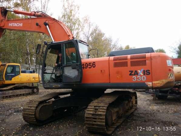 Продам экскаватор ХИТАЧИ ZX330