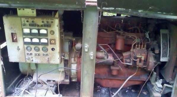 Дизельный генератор 30квт 380вольт военого образца
