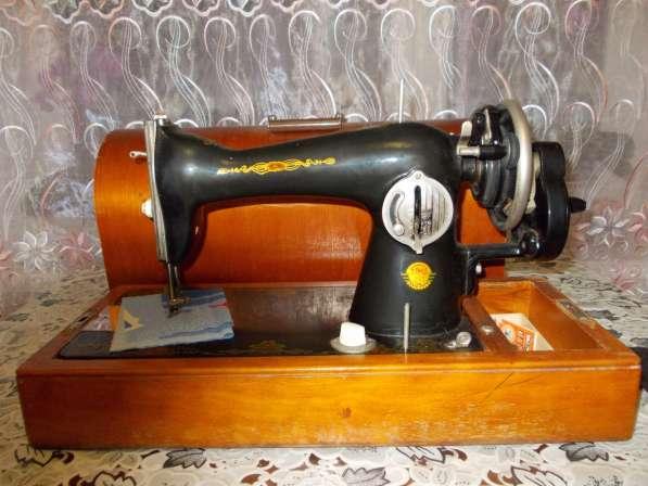 Продам ручную швейную машинку в Иванове