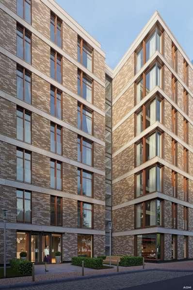Апартаменты 131.2 м2 в элитном комплексе «Гороховский 12»
