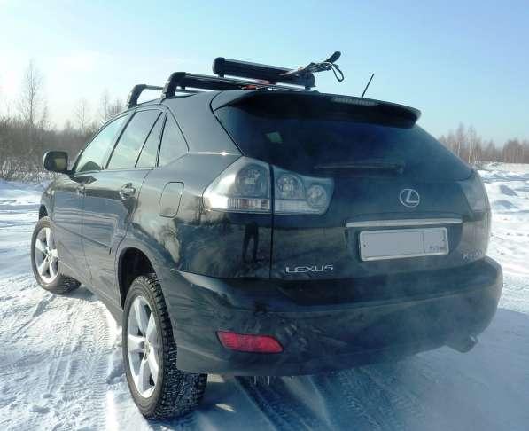 Лексус RX 300 цвет чёрный, Панорамная крыша, предпусковой п
