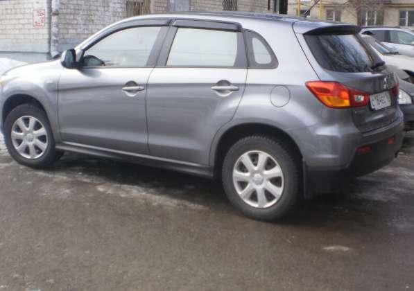 Mitsubishi, ASX, продажа в Тольятти