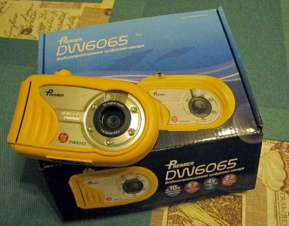 Фотоаппарат подводный DW6065