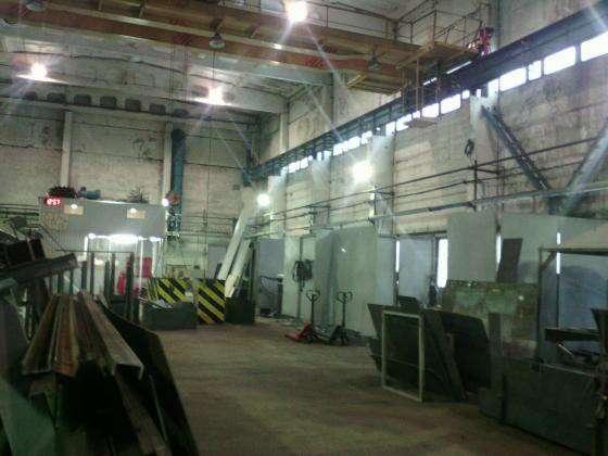 Промышленная территория в Петербурге:склады,мастерские,офисы в Санкт-Петербурге фото 5