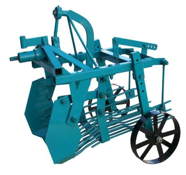Картофелекопалка ККМ-3 для мини трактора МТЗ 132 Н