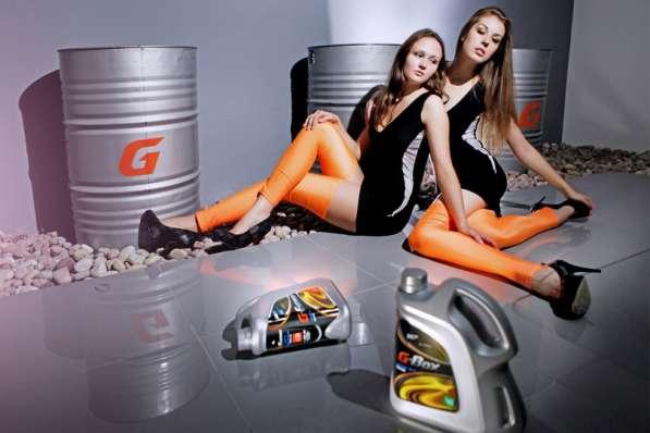 G-Profi MSH 10W-40, 15W-40 моторные масла,208л