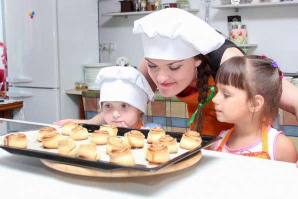 Кулинарные мастер-классы для детей в Томске фото 4