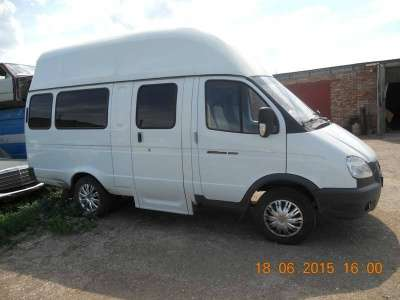 микроавтобус ГАЗ 225000 (Луидор)