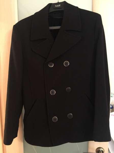 Продам мужское пальто, размер 50-52