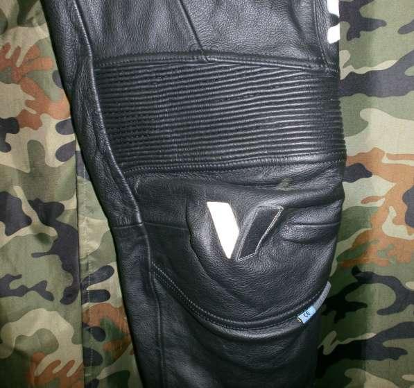 Мотобрюки кожаные брюки Vanucci Германия в Екатеринбурге фото 5