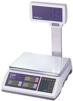 Весы CAS ER JR-15CBU б/у