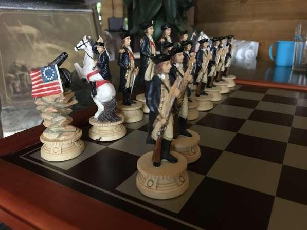 Продаю оригинальные шахматы. Лучший подарок! в Нижнем Новгороде фото 4