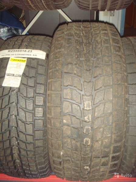 Новые Dunlop 235/65 R17 Grandtrek SJ6 104Q